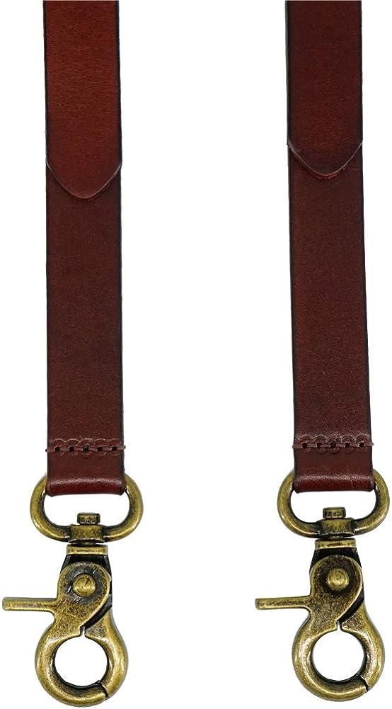 S406 Gorgeous Semi-Formal Ladies Thin Black Belt w Crossed Loops/&Small Buckle