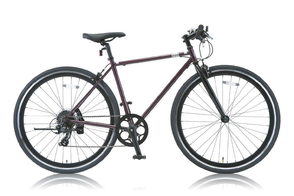 DP780(ディーピー780) 700Cクロスバイク シマノ8段変速 DP-708L(510mm) GRAPE (2015) B00W9O3GEC