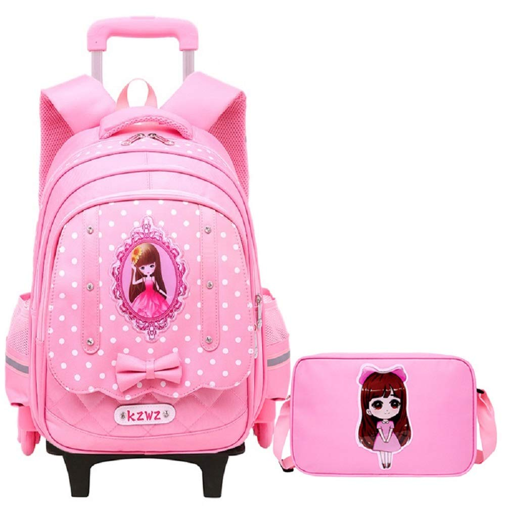 Lyfreen APPAREL ガールズ B07CPHV9N3 2wheels Pink