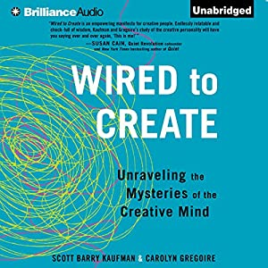 Wired to Create Audiobook