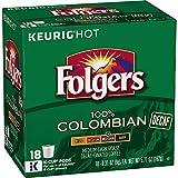 Best Decaf K Cups - Folgers Decaf 100% Colombian, Medium-Dark Roast, K Cup Review