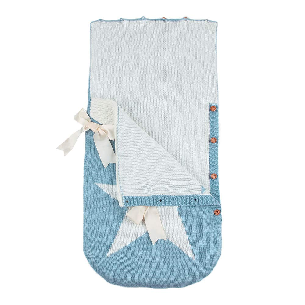 Newborn Baby Swaddle Blanket for 0-6 Month Baby