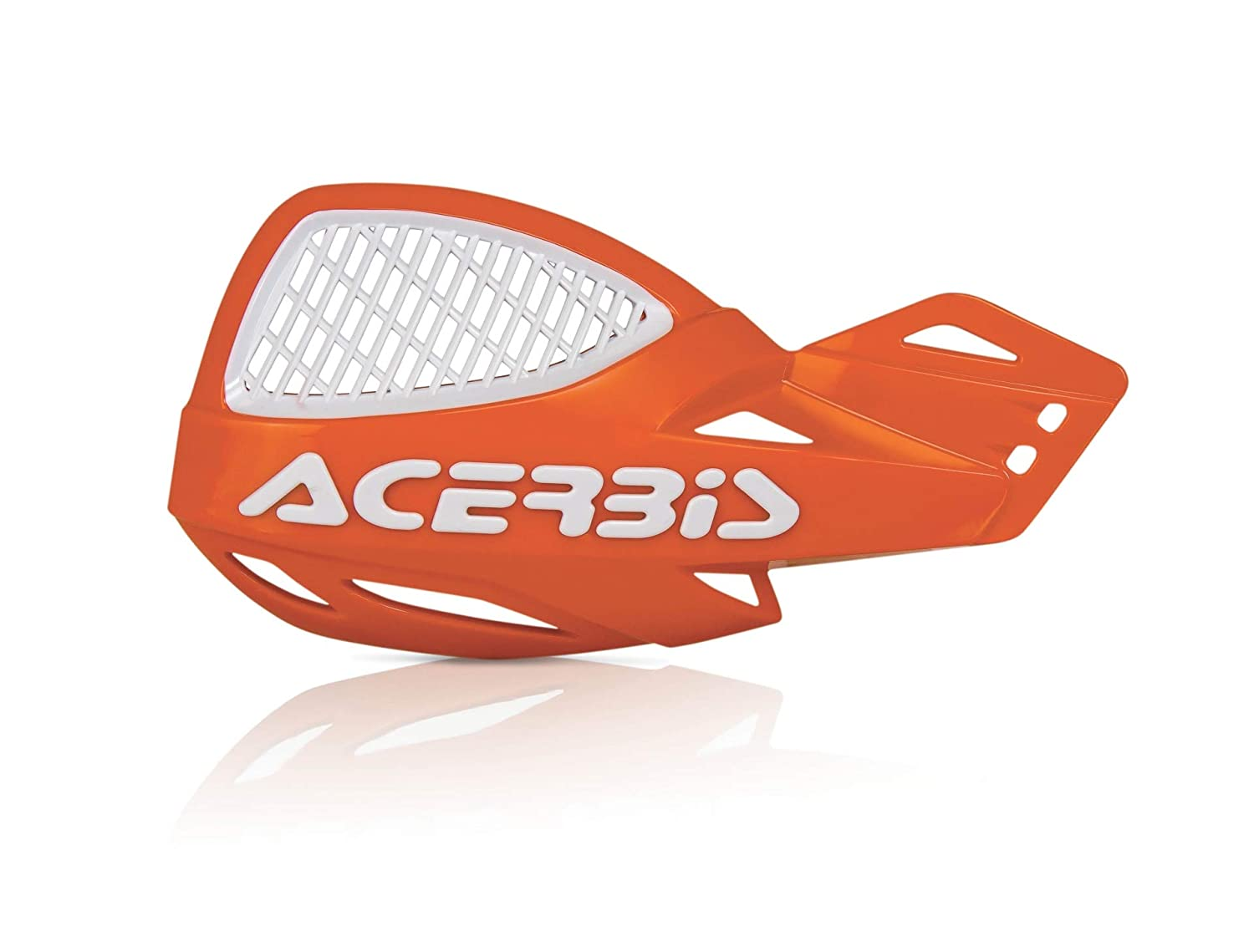 Acerbis Uniko MX Vented Handguards RED