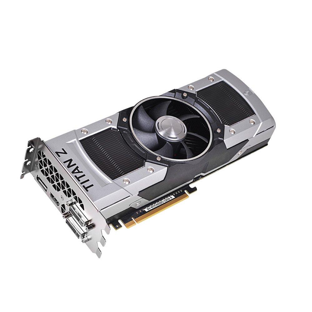 Gigabyte GeForce GTX Titan Z - Tarjeta gráfica (4096 x 2160 ...