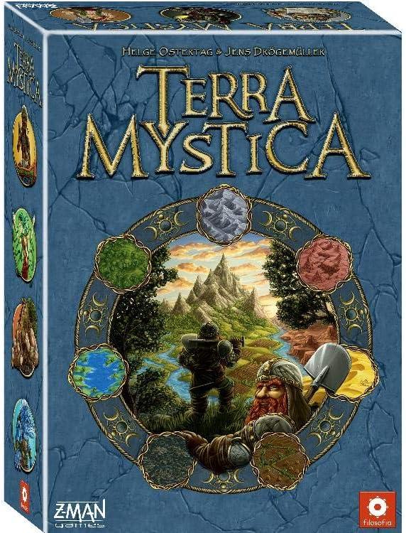 Terra MysticaStrategy Game