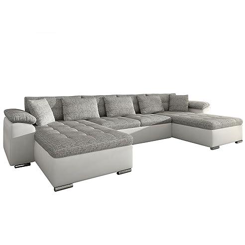 Ecksofa Wicenza! Design Big Sofa Eckcouch Couch! Mit