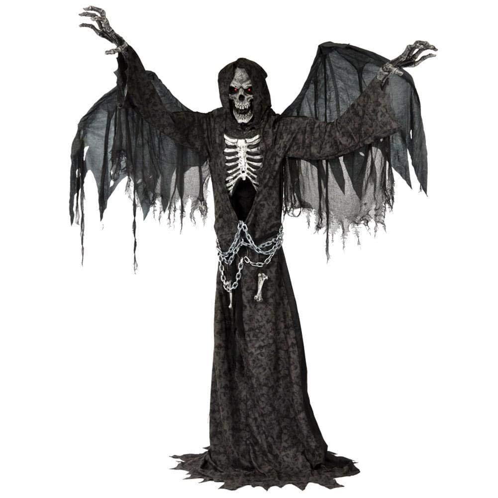 Amazon com angel of death life size anima home kitchen