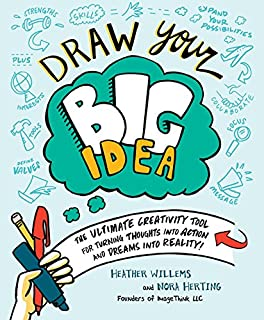 Mapping inner space learning and teaching visual mapping nancy draw your big idea the ultimate creativity tool for turning thoughts into action and dreams fandeluxe Images