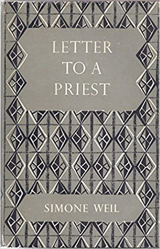 1953. Letter to a Priest RKP