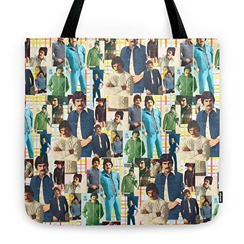 """Society6 Sears Model Tote Bag 18"""" x 18"""""""