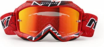 Fox Racing Youth Child Kid/'s Main Goggles Motocross MX ATV UTV Dirtbike Antifog