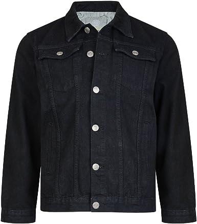 Nayked Apparel Womens Vintage Denim Jacket