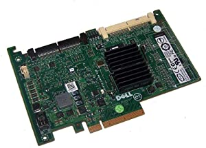 Dell H726F Perc 6i Dual Channel SAS Raid Controller with Tray & Battery PowerEdge 1950 2950