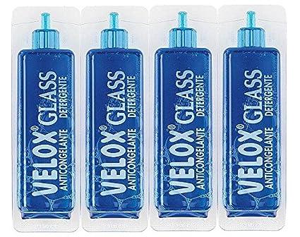 START ampolla de líquido limpiaparabrisas 4 porciones Para limpiar Car Wash