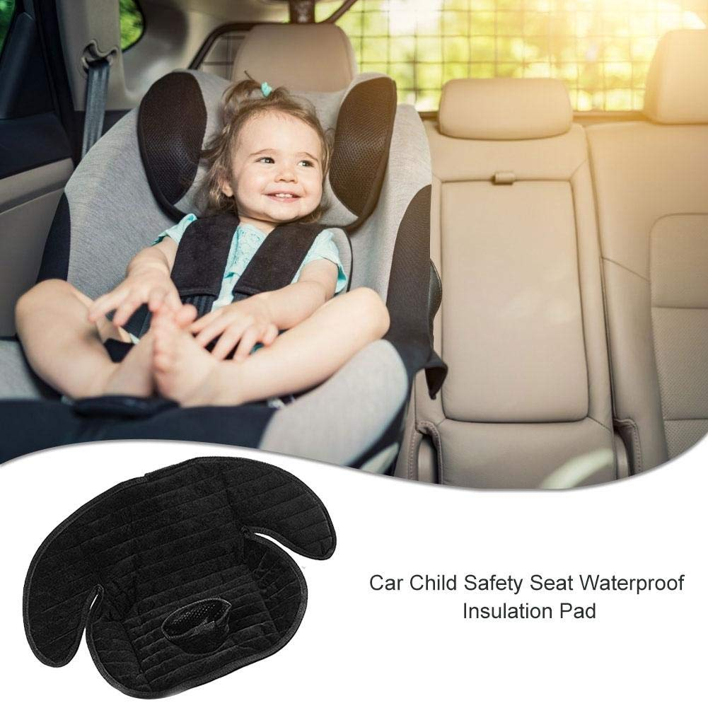 1pcs Protector Saver Piddle Pad Keptfeet Waterproof Insulation Pad Baby Cart Dining Chair Anti-Slip Cushion Car Child Safety Seat