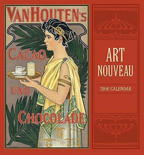 Art Nouveau 2016 Calendar (Art Nouveau Auction)