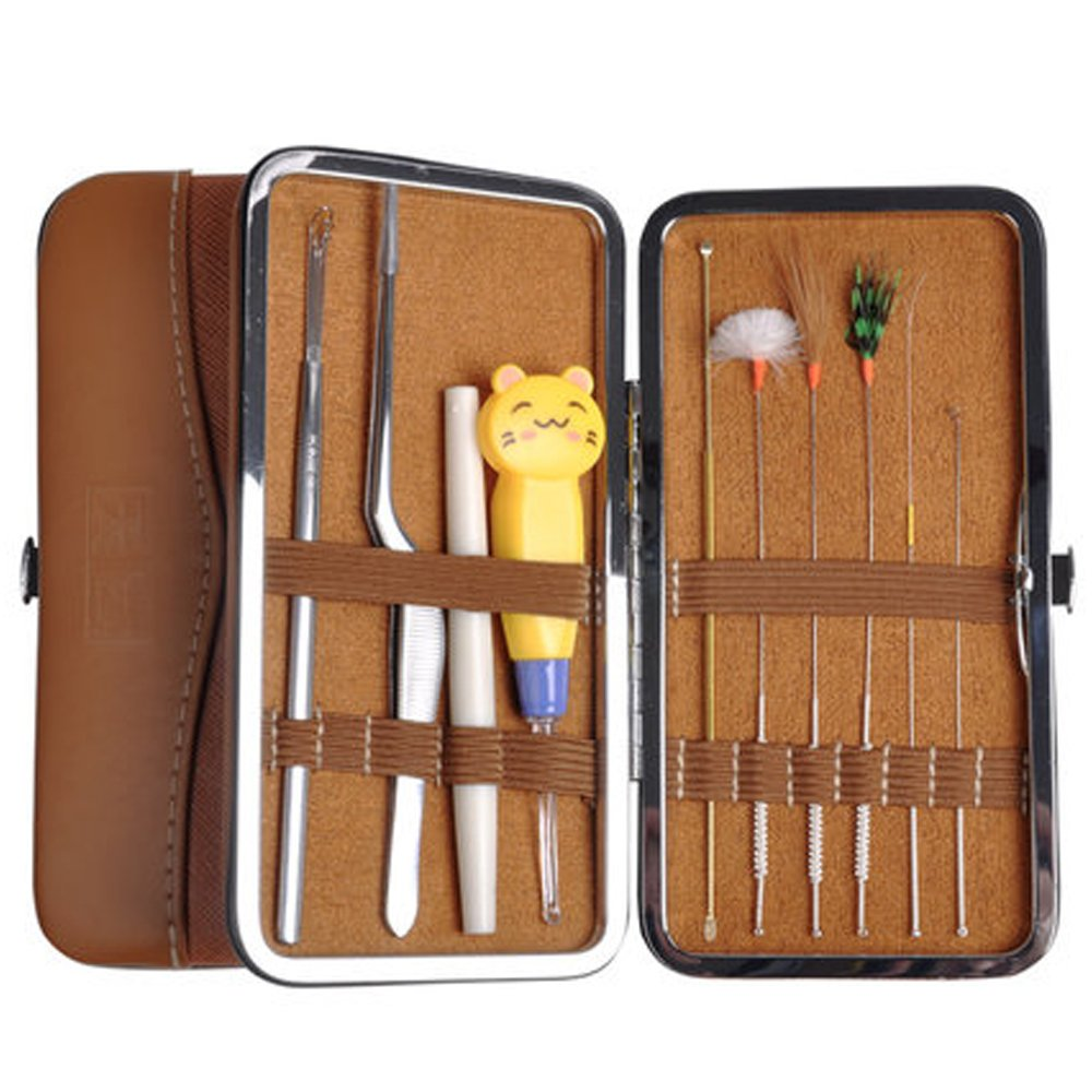 BITA 10PCS Ear Dig Picking Kit Ear Care Clean Tools Multifunction Beauty Tool Kit (2#)