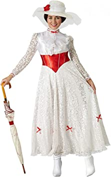 Rubie s Mary Poppins - Disfraz para Mujer , Talla L: Amazon.es ...