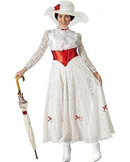 Rubies - Disfraz oficial de los años 60 de Mary Poppins + ...