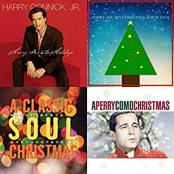 50 Great Christmas Songs by Ramsey Lewis Trio, Andy Williams, Tennessee Ernie Ford, Steve ...