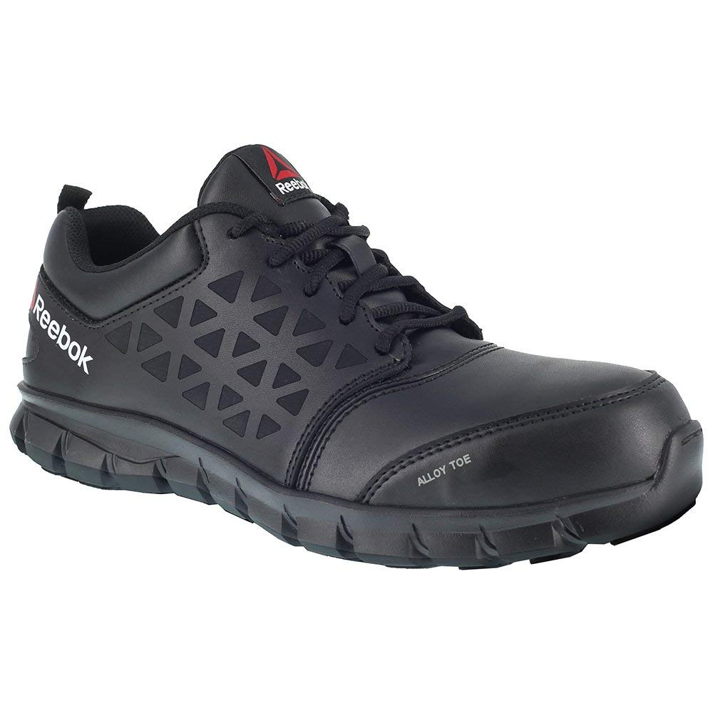 Reebok Work Men's Sublite Cushion Work RB4040 Industrial and Construction Shoe SUBLITE CUSHION WORK RB4040-M