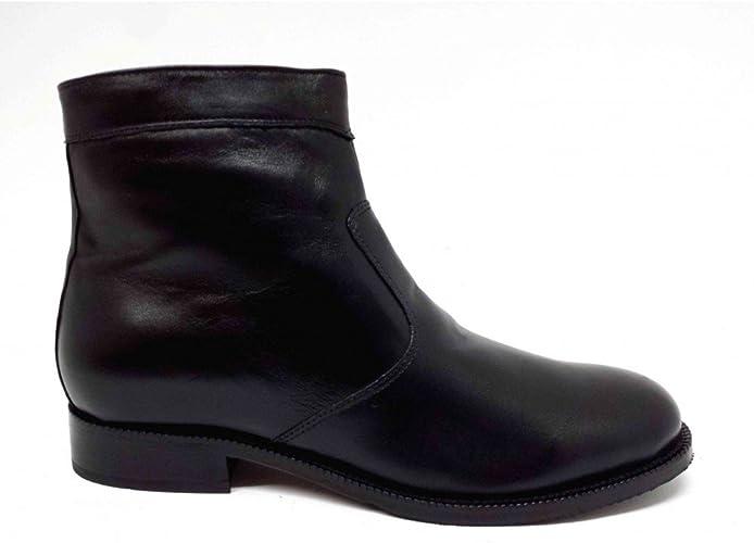 stivaletto scarpa fontana uomo