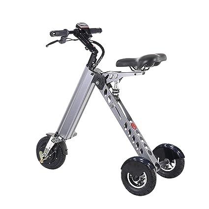 DK177 - Patinete eléctrico pequeño portátil para Bicicleta ...