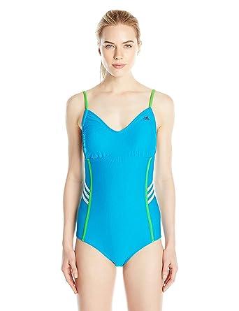 costume intero donna piscina adidas