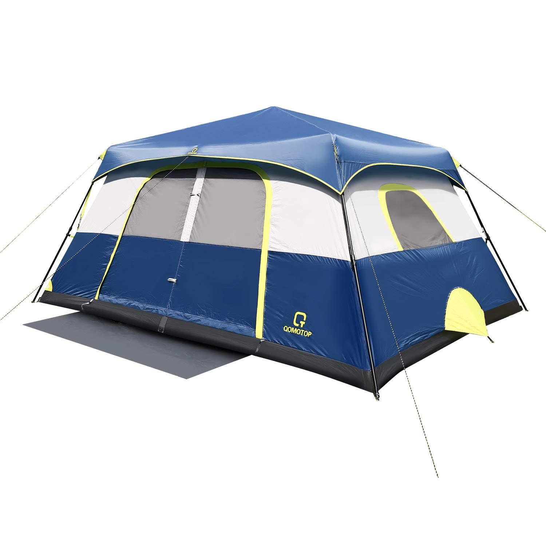 OT QOMOTOP Tents, 4/6/8/10 Person 60 Seconds Set Up ...