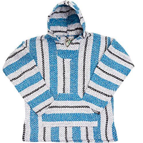 baja-joe-striped-woven-eco-friendly-jacket-coat-hoodie-aqua-xxl