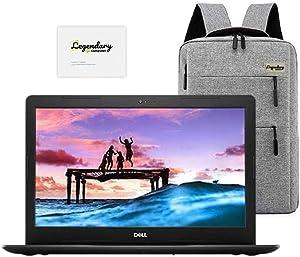 2020_Dell Inspiron 15 3000 15.6 Inch HD Laptop, 10th Gen Intel Core i3-1005G1 (Beats i5-7200U), 16GB DDR4, 128GB SSD (Boot), 1TB HDD, Webcam, HDMI, Windows 10 S / Legendary Accessories