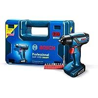 Parafusadeira/furadeira A Bateriacom Maleta E 11 Acessórios Bosch Azul