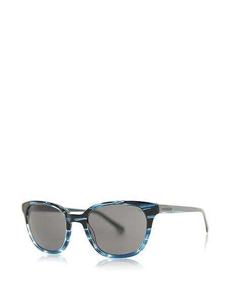 Adolfo Dominguez Ad-14277-545, Gafas de Sol para Mujer, Blue ...