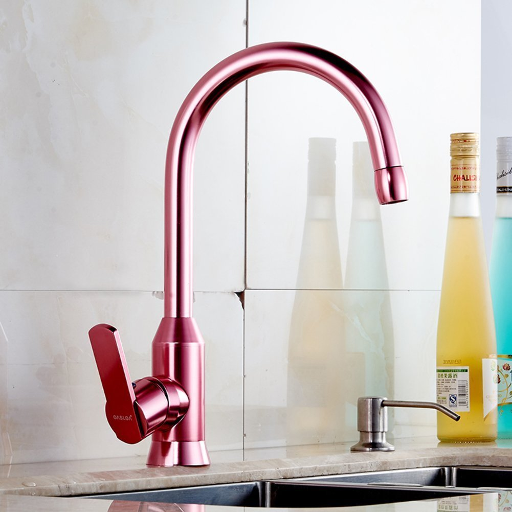 Flash Warme und kalte kalte kalte Küche Hahn   gemäße Bassinhahn   Badezimmer Wasserhahn Round-B cd83f8