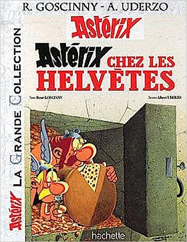 El Autor Descargar Utorrent Astérix La Grande Collection - Astérix Chez Les Helvètes - Nº16 Libro PDF