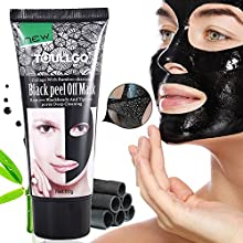 INSTRUCTION: The black mask, Formulated with the natural ingredients from carbon, it remover oils and all dirt and deeply clean the pore, leaving your skin cleaner with less visible pores. in the form of fine particles deep into your p...