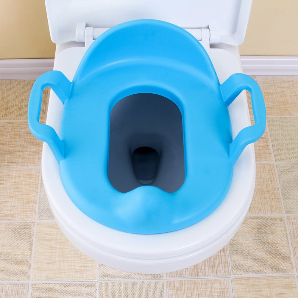 LianLe Children's Toilet Baby Toilet Seat Washers for Boys and Girls