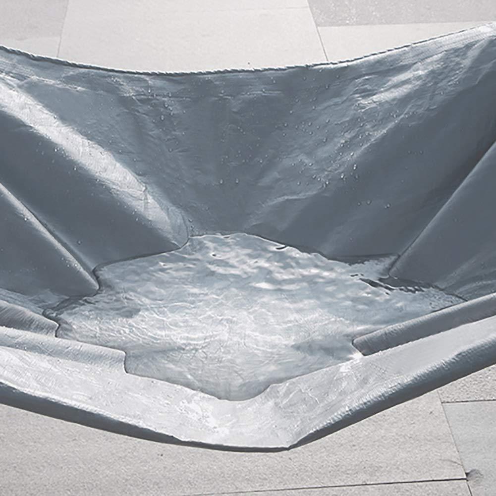 YINUO Engrosado Impermeabilizante Tres tela antifuego contra incendios Pa/ño de protecci/ón solar a prueba de agua Lona de aislamiento Aislamiento de alta temperatura Lona de tela ign/ífuga Personalizada