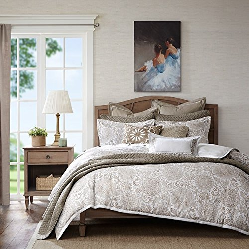 Madison Park Signature Sophia King Size Bed