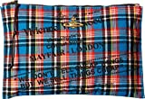 Vivienne Westwood  Men's Africa Pouch Blue One Size