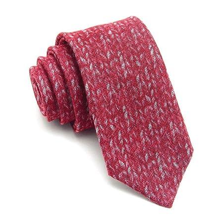 FYDL - Corbata de Tela para Hombre (6 cm), diseño de Cuadros ...