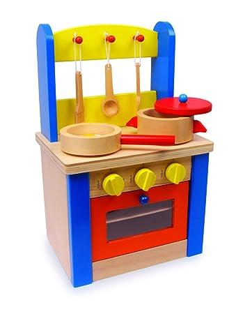 small foot company - cucina da gioco: amazon.it: giochi e giocattoli - Gioco Da Cucinare