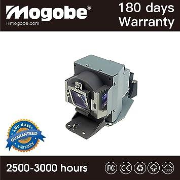 mogobe VLT-EX320LP Compatible lámpara de proyector con carcasa ...
