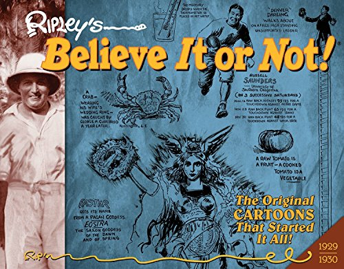 Ripley's Believe It or Not!: Daily Cartoons 1929-1930