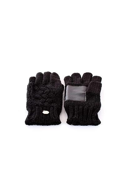 644cf4c38709 Guess - Gants ref guess44735 Black  Amazon.fr  Vêtements et accessoires