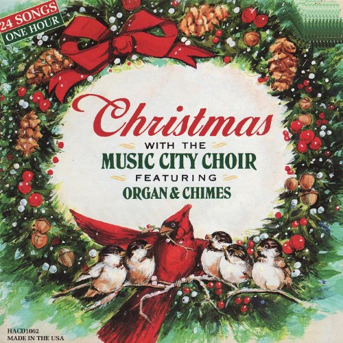 Lighted 8 Song Musical Holiday Christmas Carolers Choir: Amazon.com: Christmas With The Music City Choir Featuring