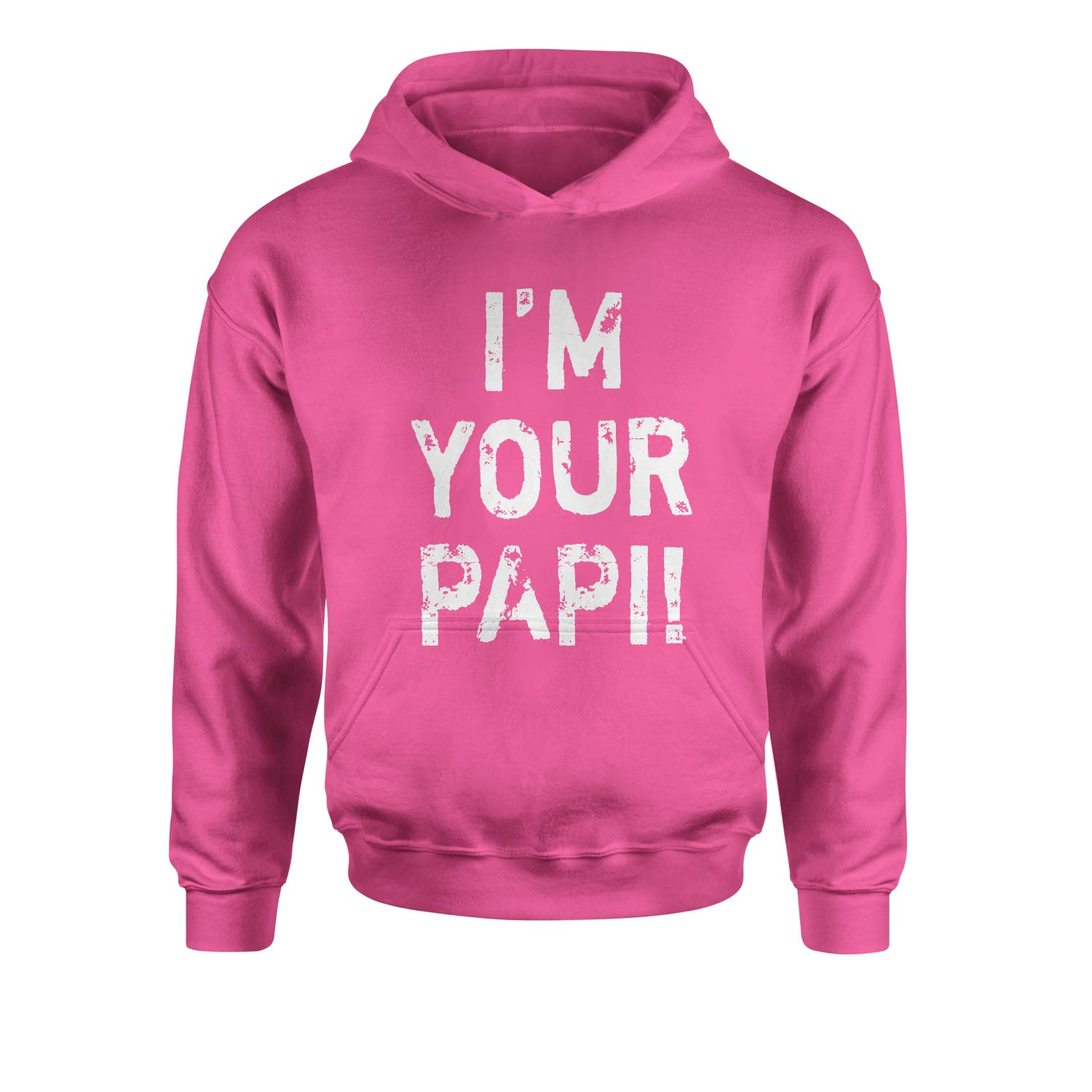 Expression Tees Im Your Papi Youth-Sized Hoodie