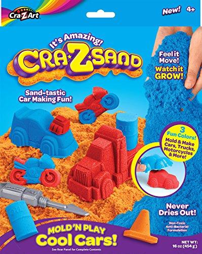 Cra Z Art Cra Z Sand Vehicles Color Vary
