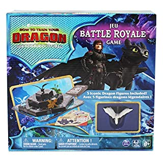 DreamWorks, How to Train Your Dragon, The Hidden World Battle Royale Game for Kids, Teens and Adults