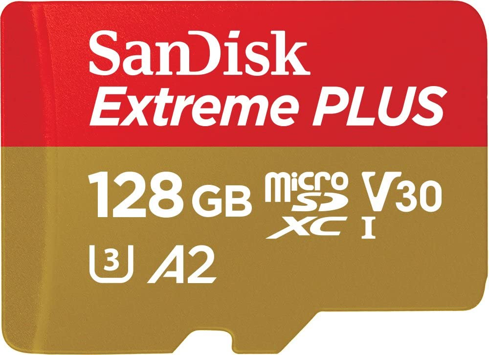 Sandisk Extreme Microsdxc Class 10 Memory Card With Sd Computers Accessories